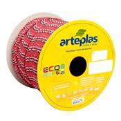 Corda Trançada Pet Arteplas Eco Rope 8Mm 240M Vermelha