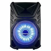 Caixa De Som Acústica Oneal OMF 450 Amplificada 120W RMS Preto