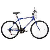 Bicicleta Aro 26 Houston Foxer Hammer 21 Marchas Azul Copa