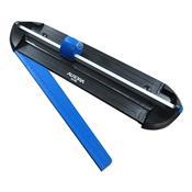 Refiladora De Papel Aurora AST405 304mm 5 Folhas Azul E Preto