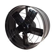 Exaustor Industrial JL Colombo 30cm 90W 1780Rpm Preto