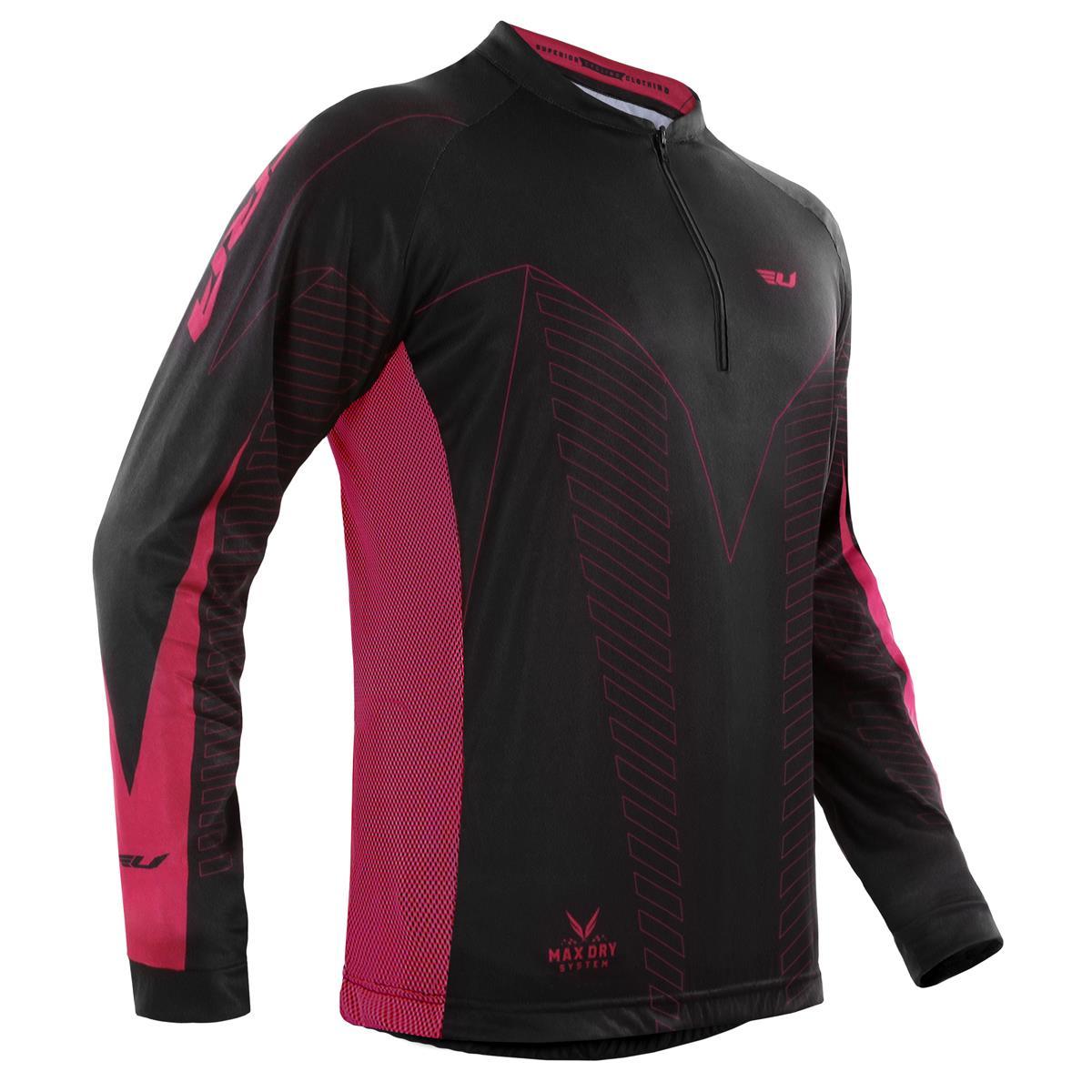 Camisa Ciclismo Ultra Bikes Max Dry Manga Longa Tam GG Preta Vinho na  Estrela10 0b787046ee3e5