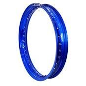 Aro Traseiro Fabreck Alumínio 1.40X17 Pol Biz/Crypton Azul