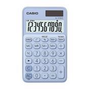 Calculadora De Bolso Casio SL-310UC-LB 10 Dígitos Azul