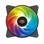 Fan Para Gabinete Cooler Master MF120R 120mm RGB R4-C1DS-20PC-R1