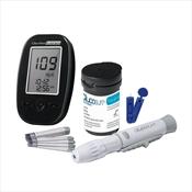 Monitor De Glicemia Multilaser Glucosure HC129 Preto