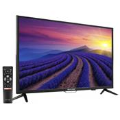 TV Smart Multilaser TL004 Full HD LED 43 Pol WiFi Bivolt Preta