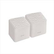 Roteador Multilaser Re010 Cosmo Mesh 2 Peças Dual Band Branco Bivolt