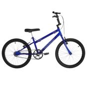 Bicicleta Rebaixada Aro 20 Ultra Bikes Aço Carbono V-Break Azul
