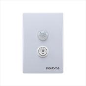 Sensor De Presença Para Iluminação Intelbras 4823003 Branco