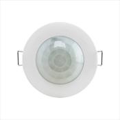 Sensor De Presença P/ Iluminação Intelbras 4823008 ESP 360 E Branco