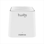 Roteador Wi-Fi Mesh Intelbras 4750070 Twibi Fast 9W Branco