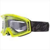 Óculos De Proteção Para Motocross Pro Tork Blast Preto E Neon
