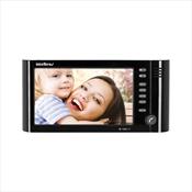Módulo Interno Para Vídeo Porteiro IntelBras IV 7000 HF Preto