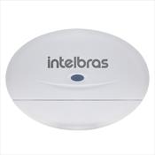 Sensor Abertura Para Câmera Segurança IntelBras iS3 Sem Fio Branco