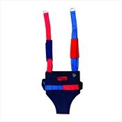 Baby Jump Fácil Esporte Pula Pula Azul/Vermelho/Laranja
