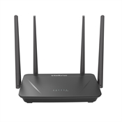 Roteador Wireless Intelbras Action RF1200 Dual Band 1200Mbps 4 Ante...