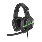 Imagem de  Headset Gamer Warrior Askari P3 Stereo XBOX ONE Verde - PH291