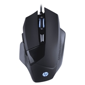 Mouse Usb Óptico Led G200 Hp