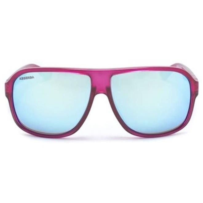 óculos De Sol Absurda Calixto Transparente Lente Azul Espelhado ... 2472357351
