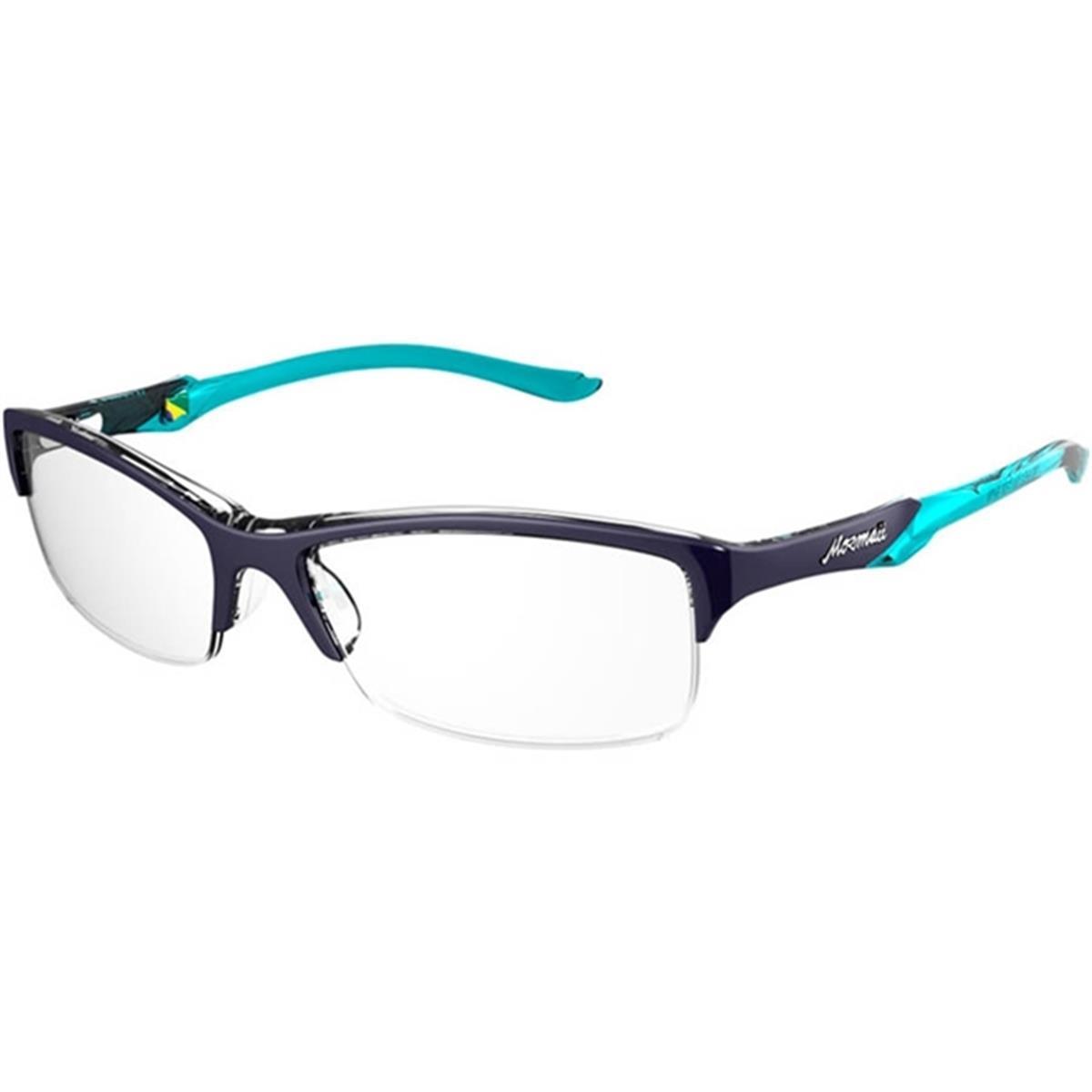 0f34426142cad Armação de Óculos Azul Cerrado Malaga Mormaii