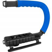 Grip E Estabilizador Azul Para Câmera Vivvpt200 Vivitar