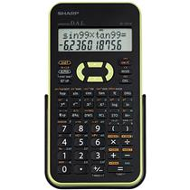 Calculadora Científica 10 Dígitos 272 Funções El531xbgr Sharp