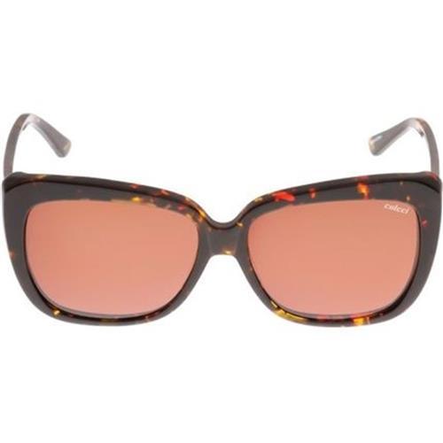 22e7e3efe Óculos de Sol Feminino Demi com Lente Marrom 5001 Colcci
