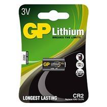 Bateria De Litio Para Disp/ Eletrônicos 3v Cr2-c1 23398 Gp