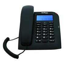 Telefone Com Identificador De Chamadas Preto Tc60id Intelbras