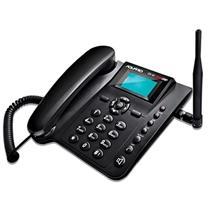 Telefone Celular Fixo De Mesa Quadriband Dual Sim Ca-42 Aquário