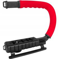 Grip E Estabilizador De Mão Para Câmera Vivvpt200 Vivitar