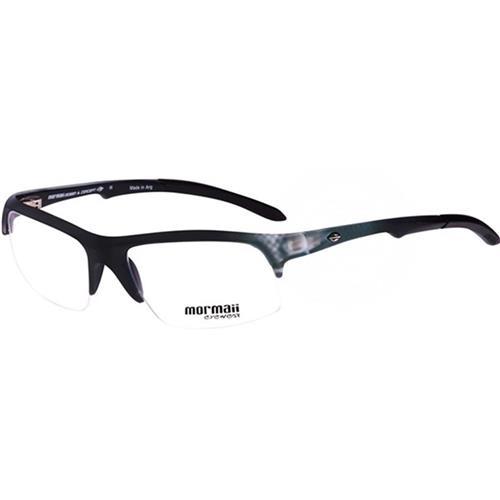 Armação de Óculos Cinza Esportivo ITAPUA 1 Mormaii 687692ea1f
