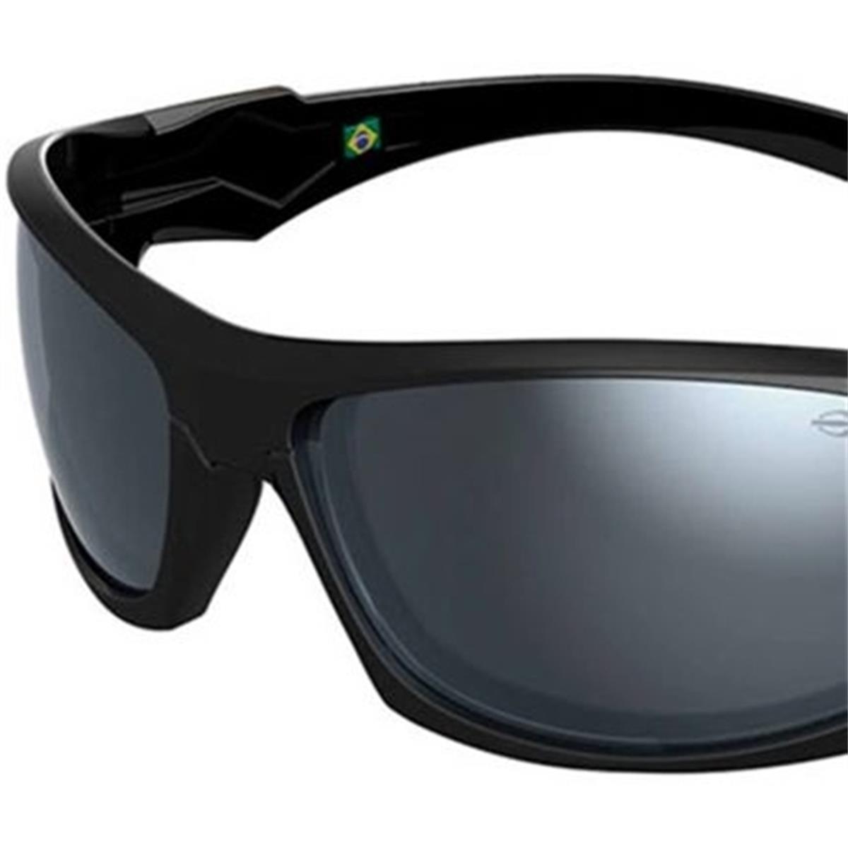 d873bfbdc Óculos de Sol Preto Brilhante Polarizado ITACARE 2 Mormaii
