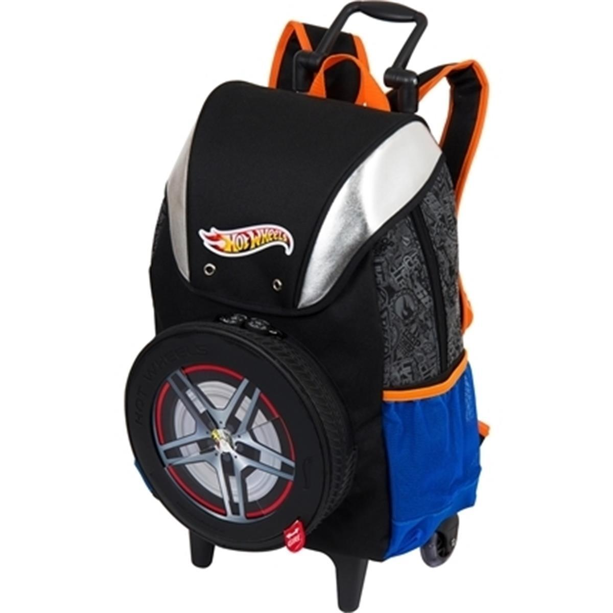 85a8e2e493 Mochila Hot Wheels Grande 06310000 Sestini
