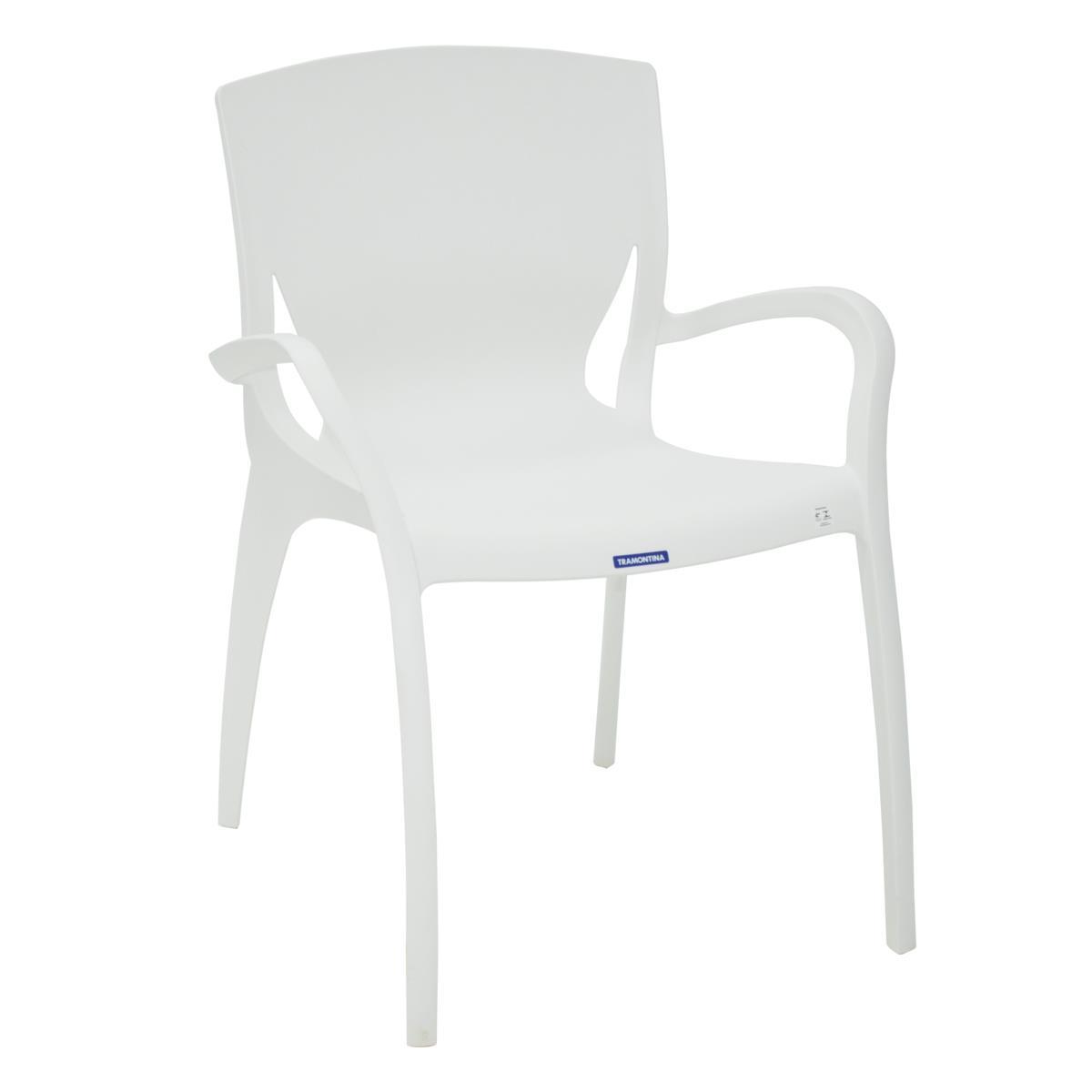 Cadeira Clarice Branca 92040010 Tramontina