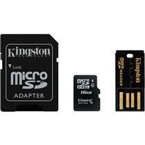 Cartão De Memória Classe 4 16Gb Micro Sd 20701-8 Kingston