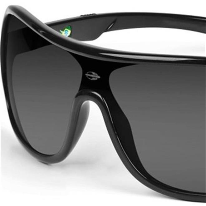 Óculos de Sol Preto Brilhante Speranto Mormaii. Ampliar e02a7edb79