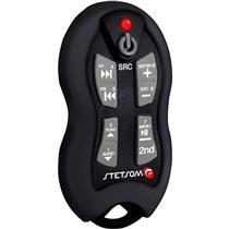 Controle Remoto Para Som Automotivo Preto Sx2 Stetsom