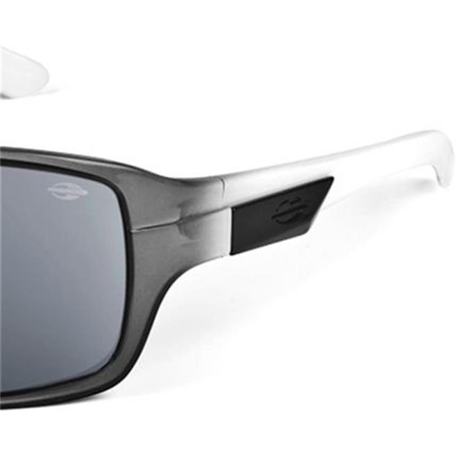 Óculos de Sol Fume e Branco GALAPAGOS Mormaii. Ampliar 14c9600dbf