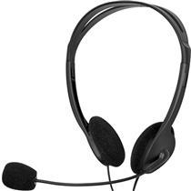 Fone Headset Go Work Preto Com Microfone Hm10 Vinik