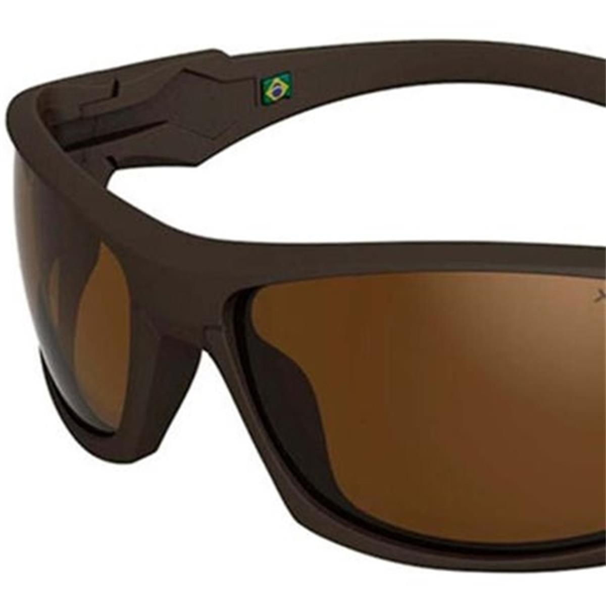 Óculos de Sol Marrom Lente Polarizada ITACARE 2 Mormaii b52dc95e6d