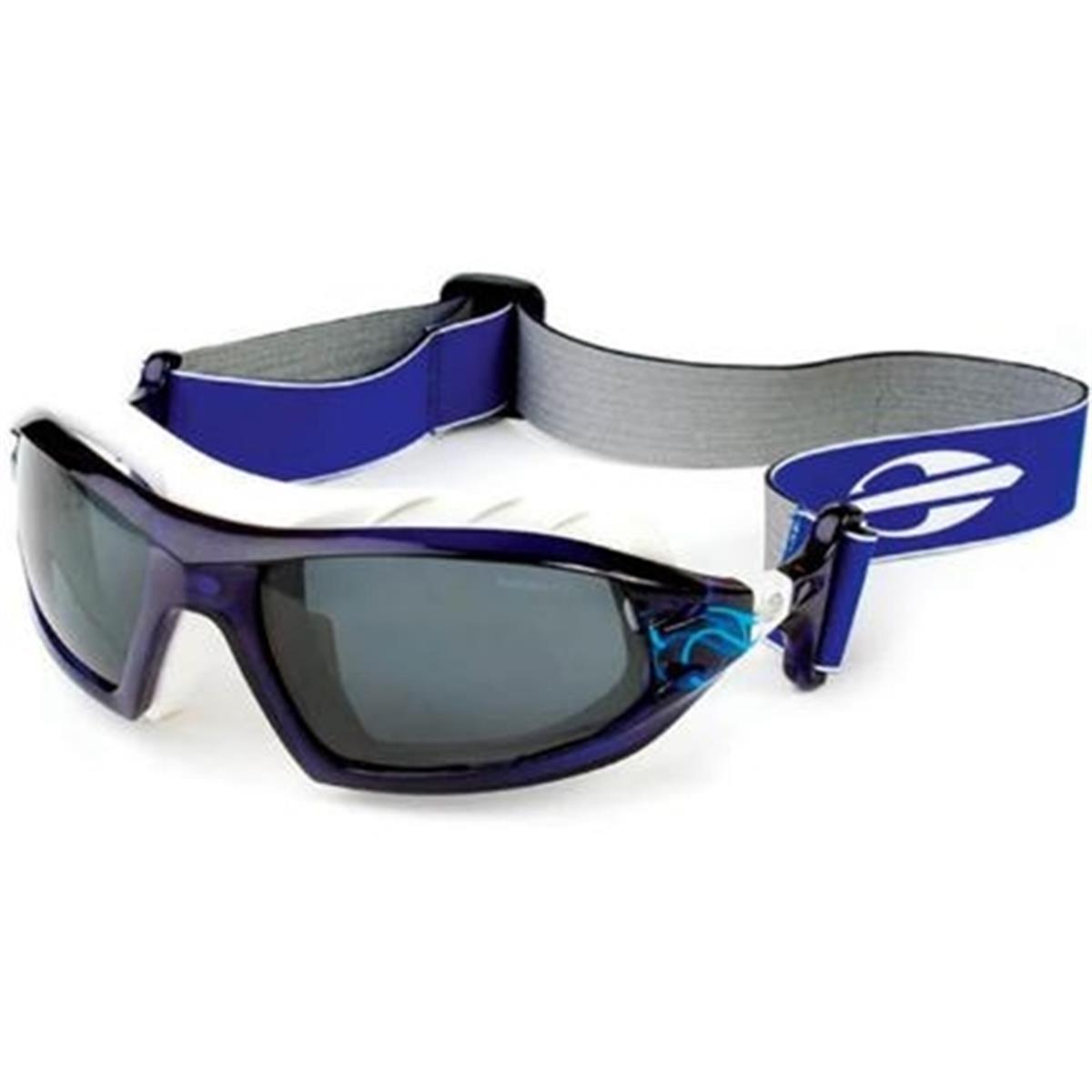 4ff84fc76643b Óculos de Sol Esportivo Aquático Azul FLOATERKIT Mormaii