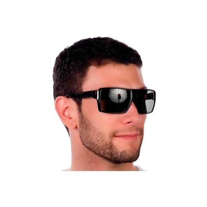 637e3bd4ebb13 Óculos de Sol Preto Brilhante ARUBA Xperio Mormaii. Ampliar