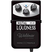 Pedal Para Guitarra True Bypass Road Fx Mtl-3R Waldman