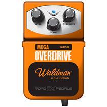 Pedal Para Guitarra Mega Overdrive Road Fx Mov-3r Waldman