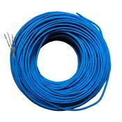 Cabo Lan Soho Plus Azul 4 Pares 24 Awg 305M 141111 Furukawa