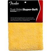 Flanela De Microfibra Dual Sidedsuper Soft Amarela Fender