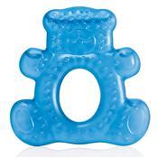 Mordedor Com Agua Teddy Bear Azul Bb143 Multikids