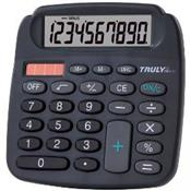 Calculadora De Mesa 808A-10 10 Digitos Preta Truly